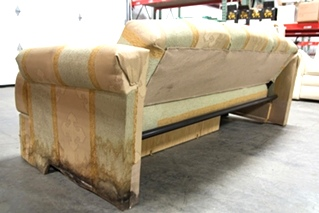 USED RV/MOTORHOME/CAMPER RECOVERABLE FLIP OUT SLEEPER SOFA COUCH