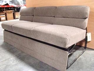 Rv Furniture Used Rv Motorhome Furniture Tan Swirl Suede