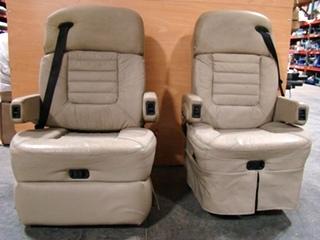 RV Furniture USED RV MOTORHOME FURNITURE TAN FLEEXSTEEL