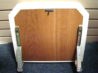 USED RV/MOTORHOME FURNITURE TAN SPECKLED TABLE EXTENDER