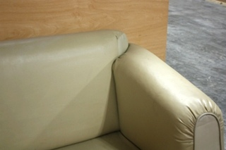 USED LEATHER RV J-LOUNGE FOR SALE