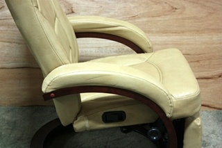 THOMAS PAYNE COLLECTION EURO CHAIR - ALTERNATE LATTE FOR SALE