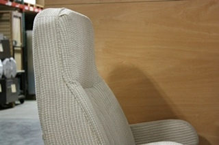 USED MOTORHOME CLOTH CAPTAIN CHAIR SET FOR SALE