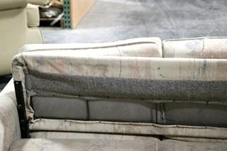 USED CLOTH JACK KNIFE RV SLEEPER SOFA FOR SALE