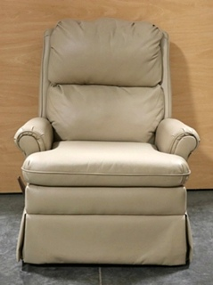 USED RV SWIVEL RECLINER MOTORHOME FURNITURE FOR SALE