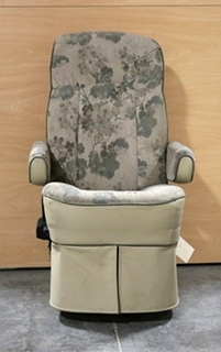 USED FLEXSTEEL MOTORHOME 3RD PASSENGER CHAIR RV FURNITURE FOR SALE