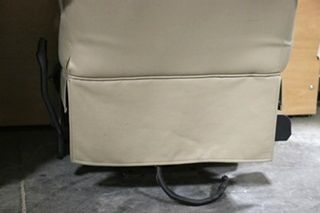 USED SET OF 2 PATRIOT 425 THUNDER CAPTAIN CHAIRS RV PARTS FOR SALE