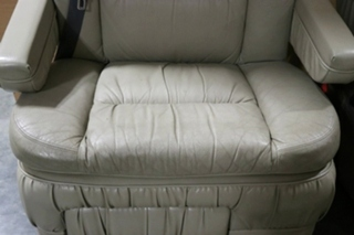 USED RV FLEXSTEEL MONACO SIGNATURE CAPTAIN CHAIR SET FOR SALE