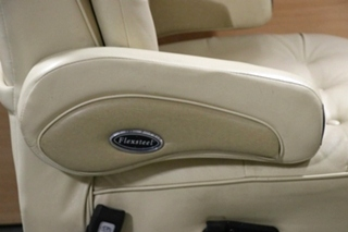 USED FLEXSTEEL HOLIDAY RAMBLER MOTORHOME CAPTAIN CHAIR FOR SALE